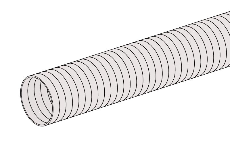 Aluflexrohr